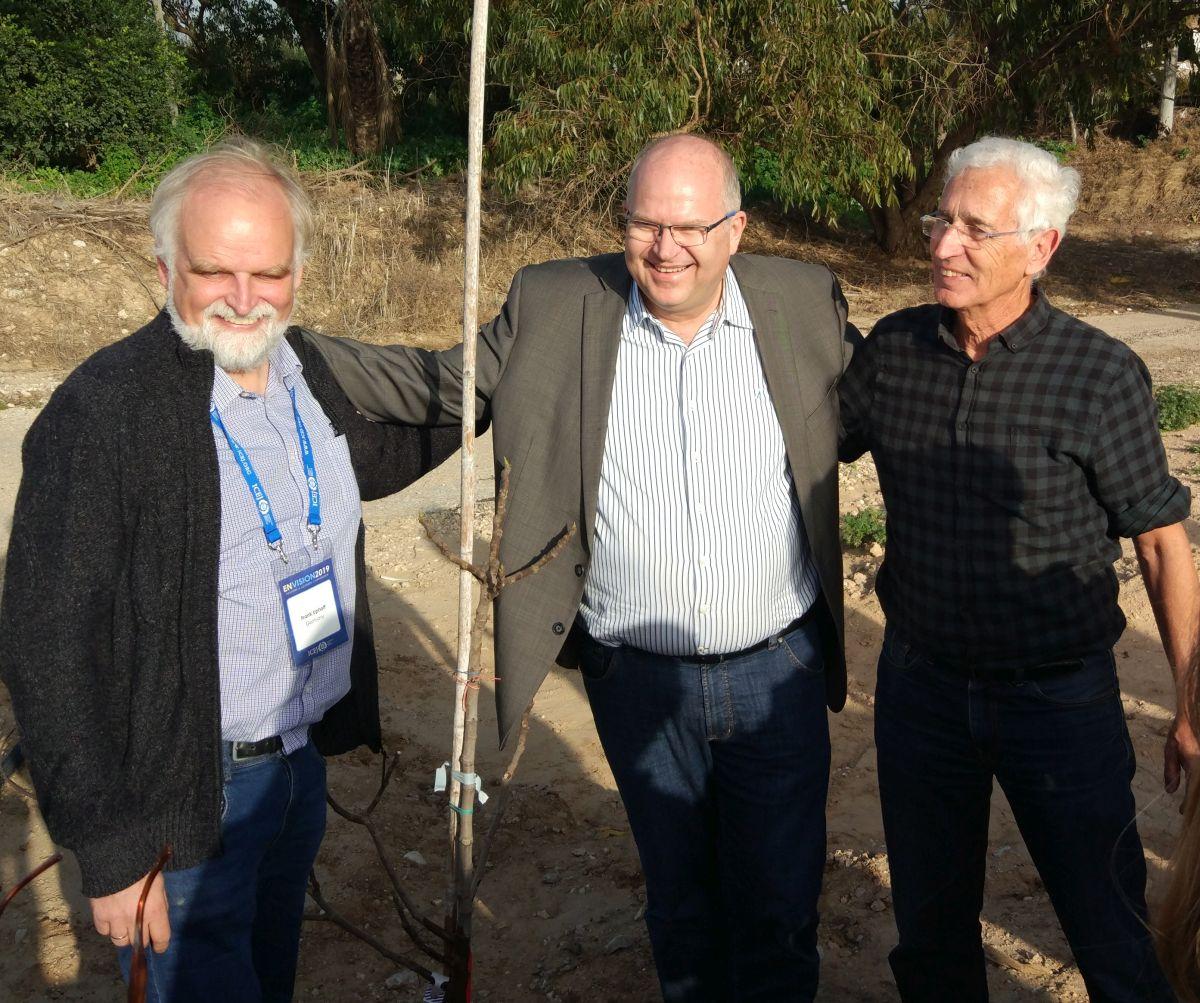 ICEJ: Eine tragfähige Ebene des Vertrauens in Israel geschaffen