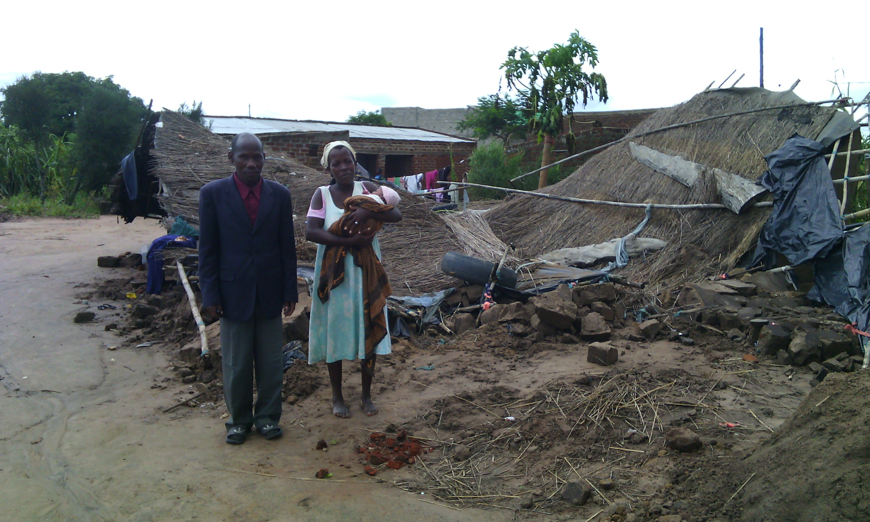 Spendenaufruf Mosambik