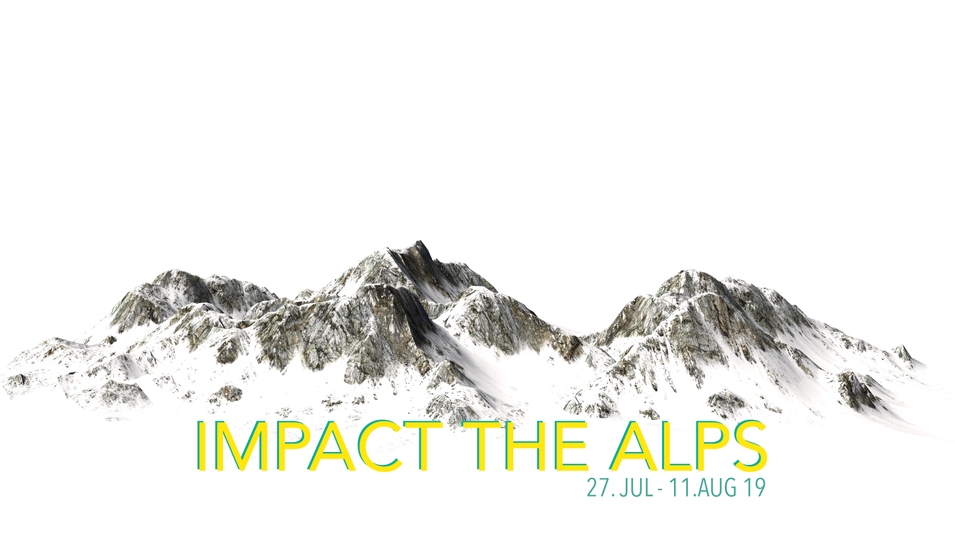 Impact the Alps – Aktiv in fünf Alpennationen