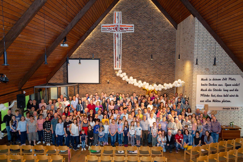 70 Jahre Freie Christengemeinde Bielefeld
