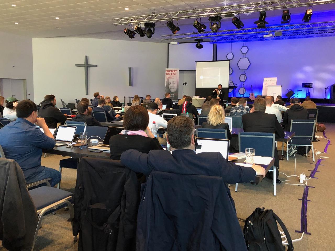 """GGW/Gateway-Workshop: """"Gemeindewachstum durch neue Campusse"""