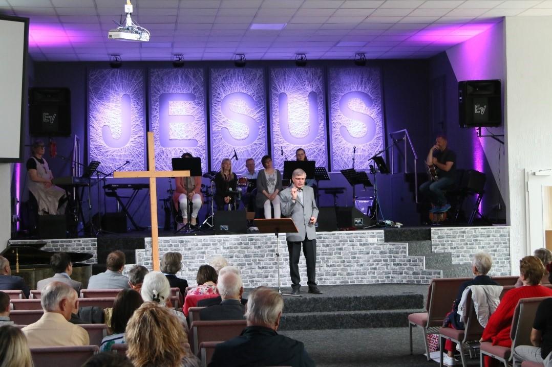 25 Jahre Christus Zentrum Neuwied