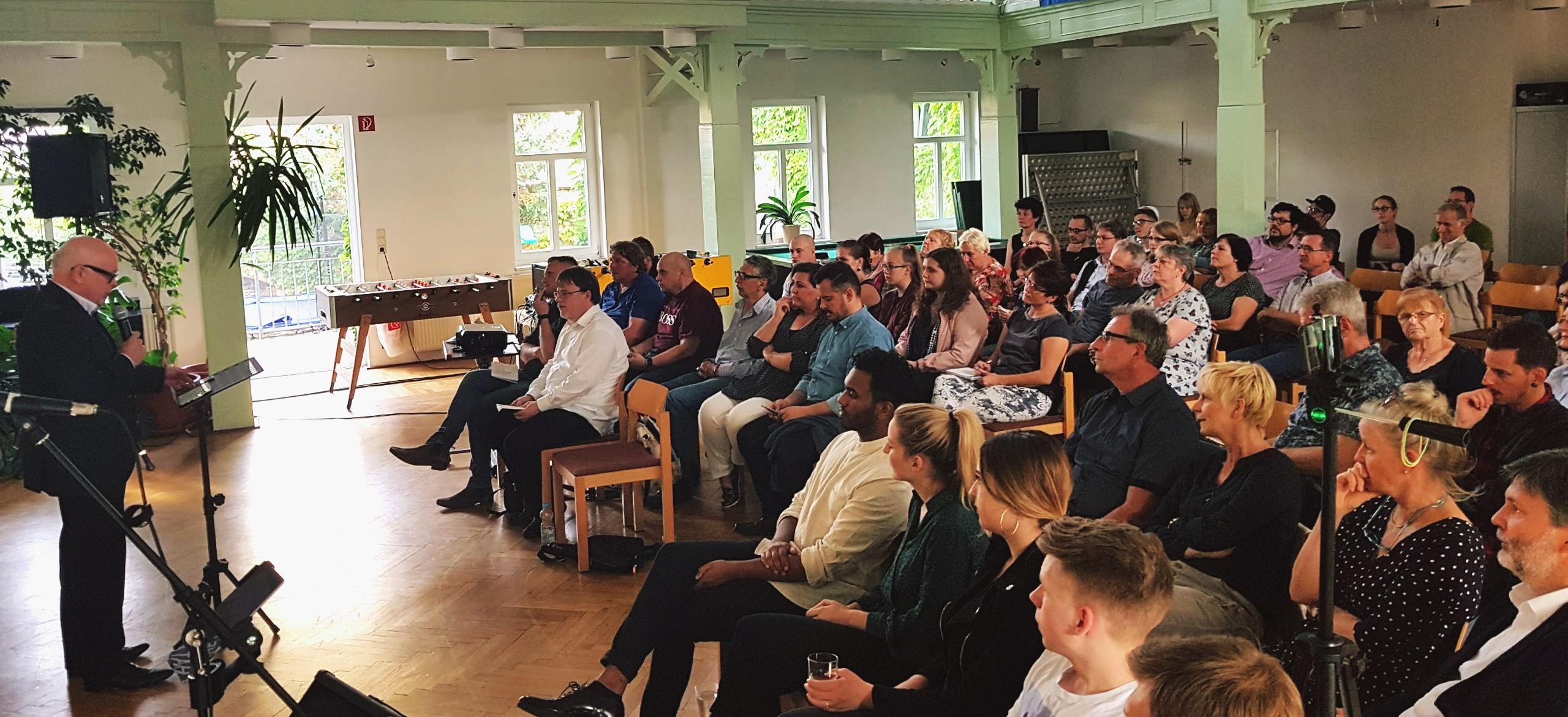 Schönebeck: Unser erstes Jahr als Gemeindegründung