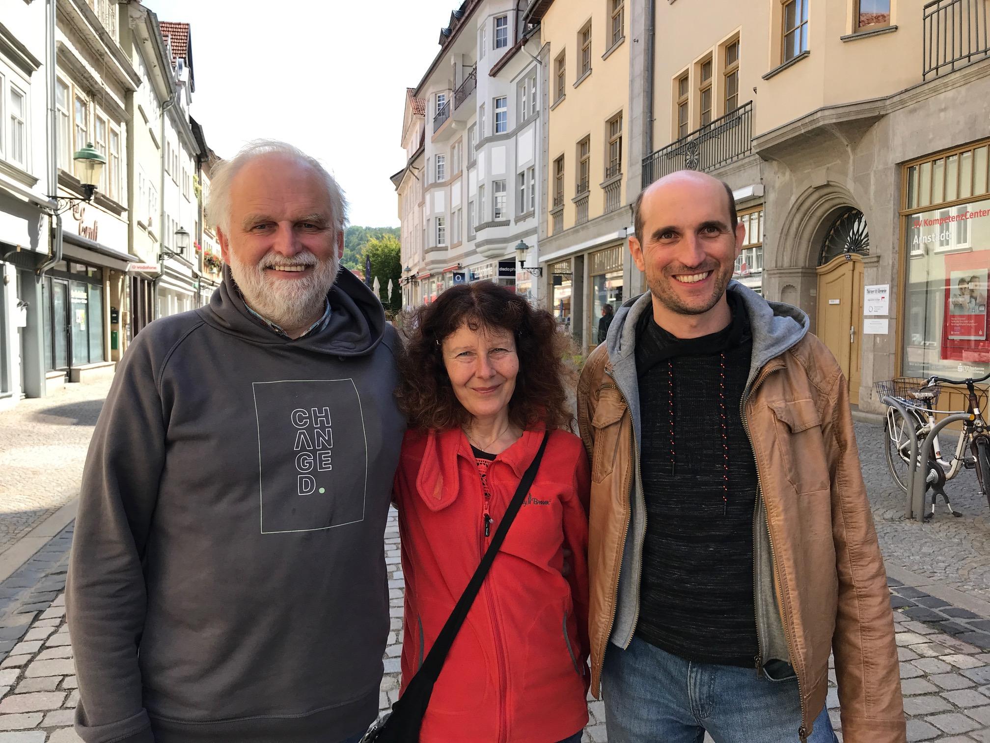 Besuch bei motivierten BFP-Gemeindegründern in Thüringen