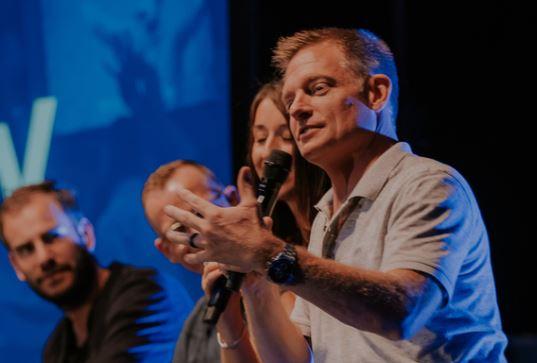 Strengthen the church. Reach the world. - Grow-Konferenz in Erlangen