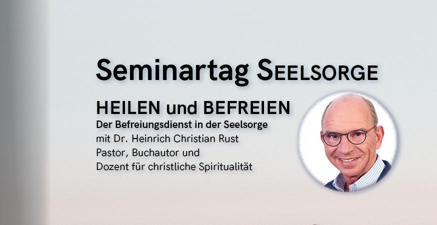 "Seminartag ""Seelsorge"" – 9. Mai 2020"