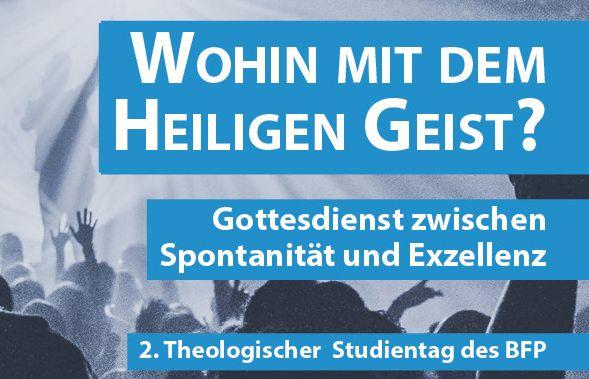 Theologischer Studientag – 21. März 2020 (abgesagt)