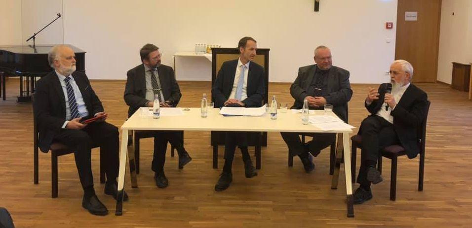JAMI/VEF-Symposium: Das Sagen hat der Geist – wirklich?