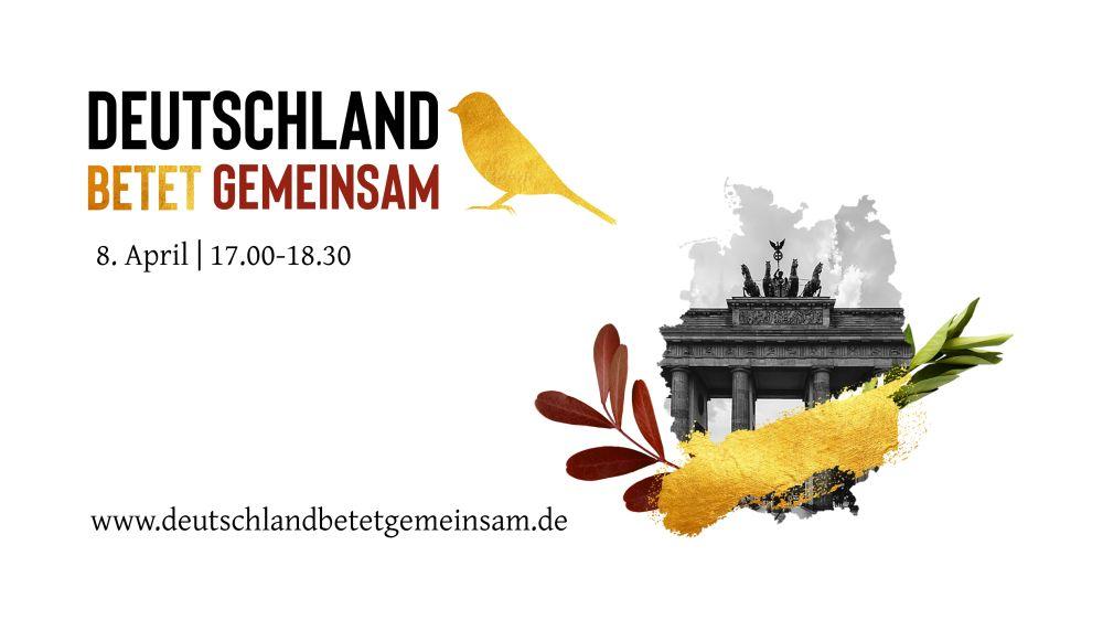 BFP unterstützt Deutschland betet gemeinsam