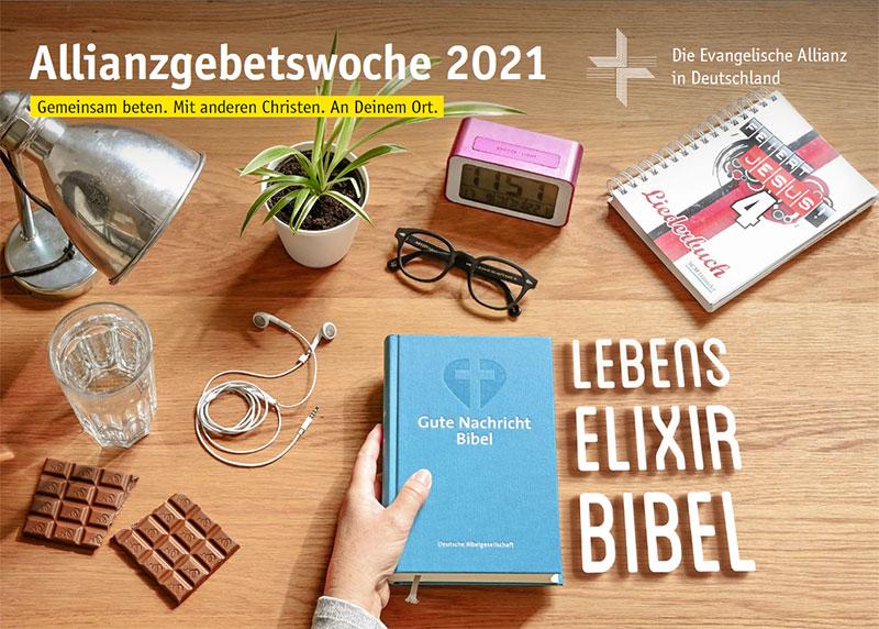 Allianzgebetswoche 2021 - Die Bibel im Fokus