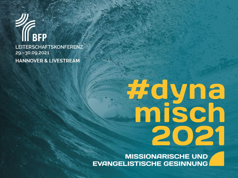 #dynamisch2021 - BFP-Konferenz als