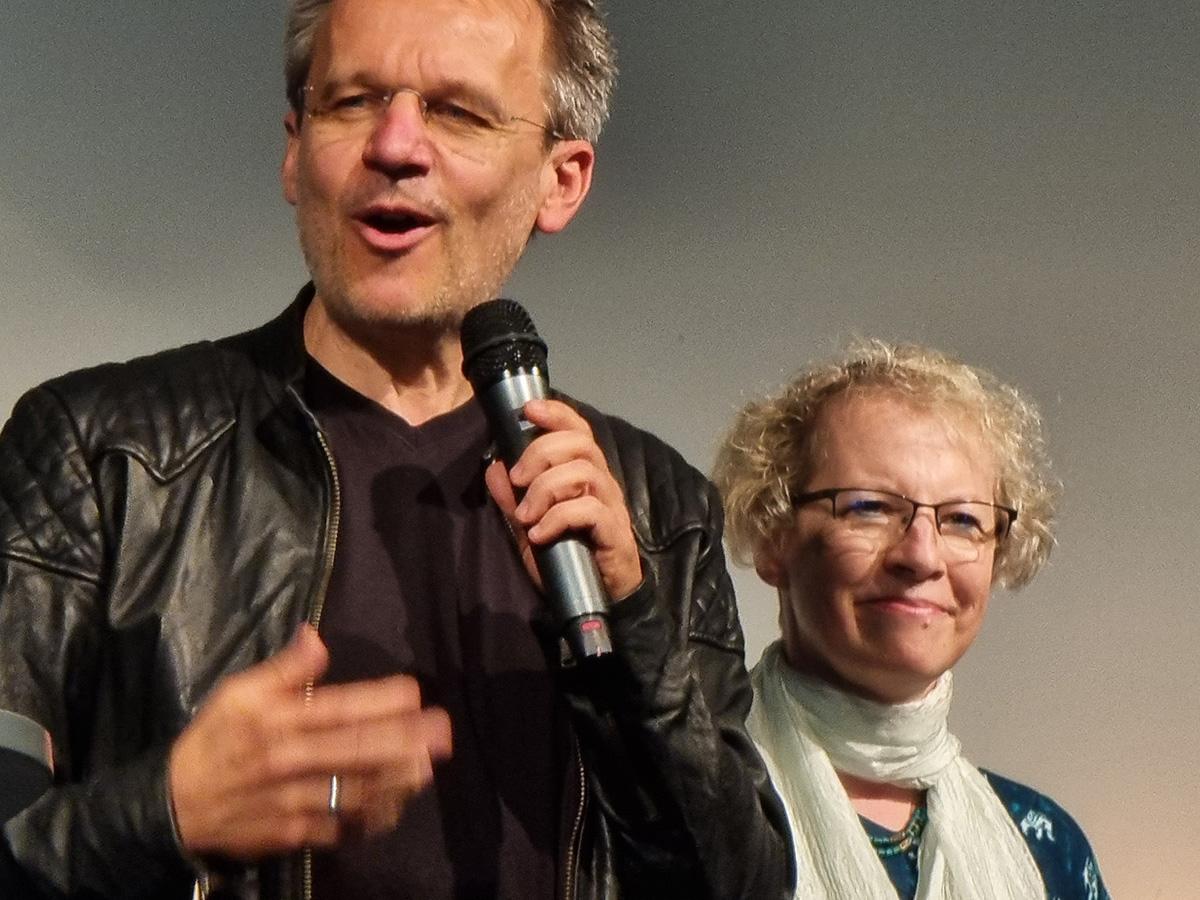 Volksmission Mannheim - Lothar Krauss als neuer Pastor eingeführt
