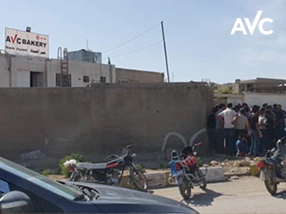 Syrien: AVC-Projekte im Kriegsgebiet