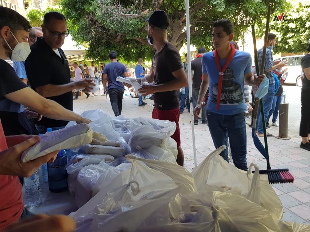 Libanon: Anpacken - ganz praktisch