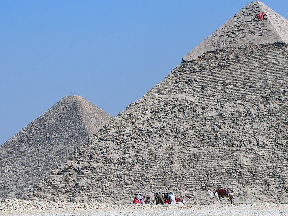 Ägypten: Pyramiden und Visionen